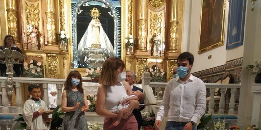 La festividad de la patrona de Almagro se reduce a la misa en honor de la Virgen de las Nieves