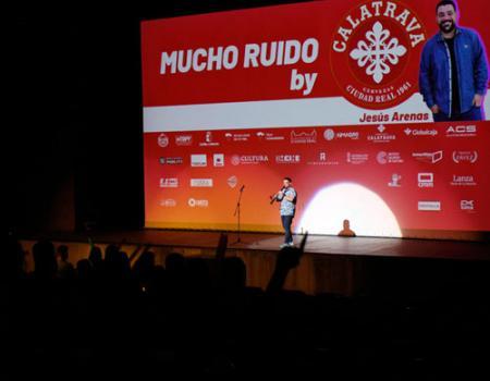 El humor y el 'Mucho Ruido' cautivan al público en el Festival Internacional de Cine de Almagro