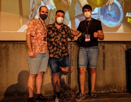 La música y el cine reúnen a un auditorio completo en el concurso de bandas sonoras del Almagro Film Festival