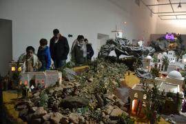 Envidiable Belén Municipal en Almagro