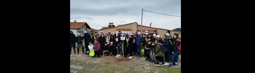 Alumnos del instituto Clavero Fernández de Córdoba viajaron a Grecia por el programa Erasmus