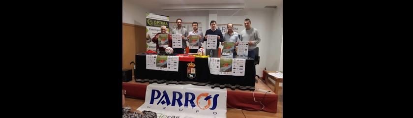 Almagro participa en una jornada de la asociación española de Ex árbitros de fútbol y fútbol sala para este viernes en Bolaños