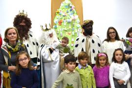 Fiesta de Navidad en la Biblioteca de Almagro
