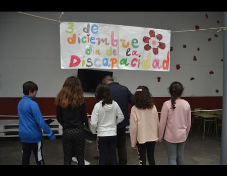 Chavales de Amfisa comparten juego y dinámicas con alumnos de los tres colegios de Almagro
