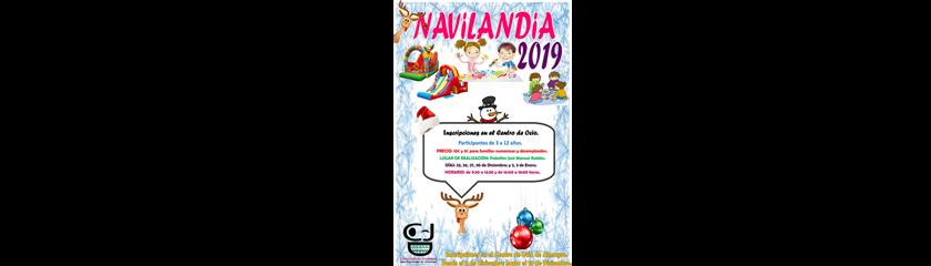 Abierto el plazo de inscripción a Navilandia
