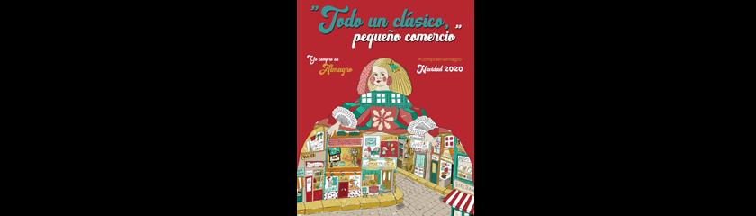 La campaña de Navidad en el pequeño comercio arranca hoy