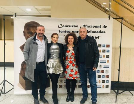 Yerma de El Taular Teatro arrasa en los premios