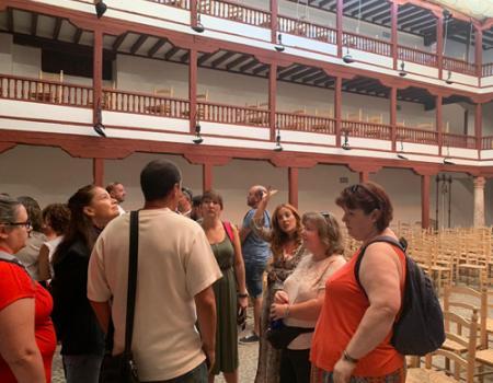 Almagro roza las 114.000 visitantes durante 2019