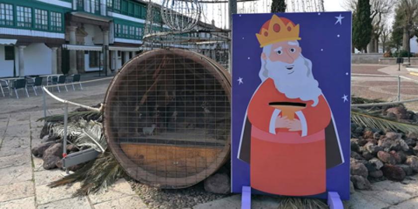Los Reyes Magos llegan a Almagro a las 16 horas