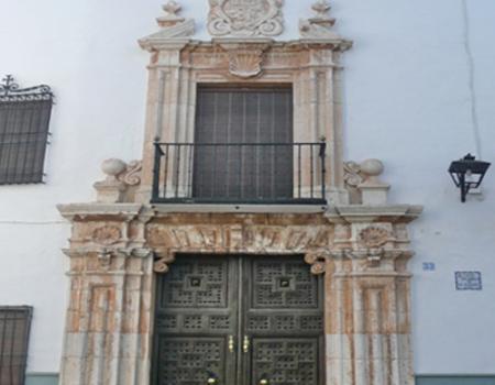 Históricas casas  solariegas  de Mayorazgo y casas torre en Almagro