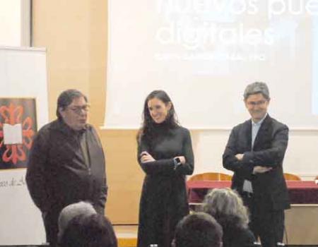 El Ateneo mira al futuro digital de la mano de Elena García Caballero
