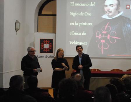 La primera charla de la sección de Ciencias de Salud del Ateneo se centró en el arte de envejecer