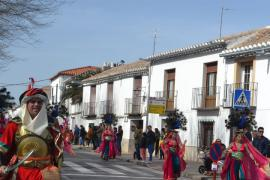 Almagro celebra su Desfile de Carrozas y Comparsas de Carnaval