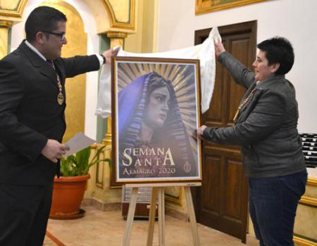 El rostro de la Magdalena anuncia la Semana Santa de Almagro