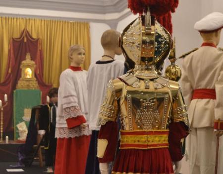 Fe, tradición y escenario