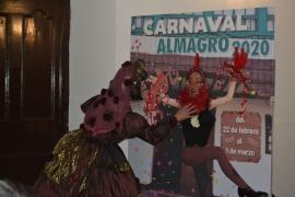 El Carnaval de Almagro 2020 queda presentado