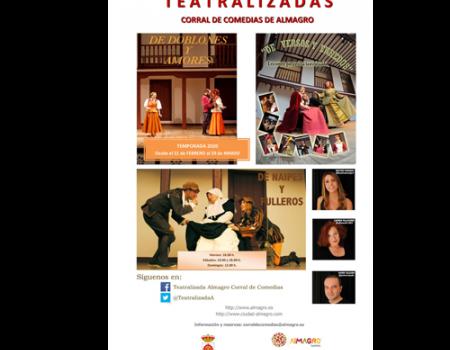 El Teatro Clásico vuelve este fin de semana al Corral de Comedias