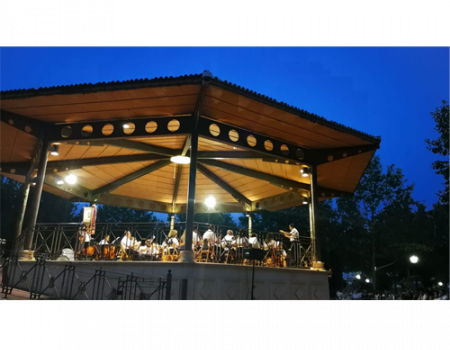 La Banda de Música de Almagro participa en el Festival de Bandas de Música de Tarancón