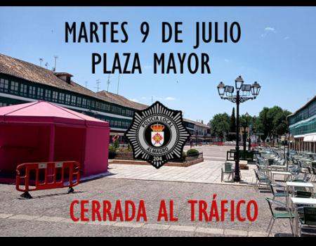 La Policía Local de Almagro informa: