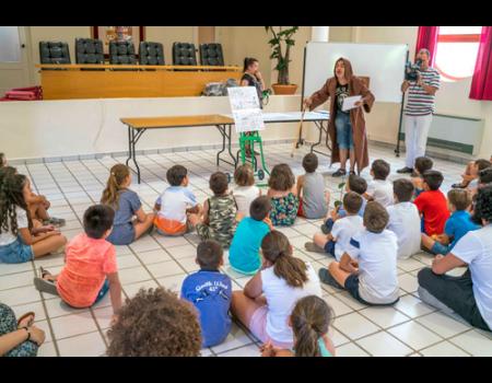 Danza y percusión africana, cuentacuentos gastronómico, meteoritos…., talleres infantiles del 42 Festival Internacional de Teatro Clásico