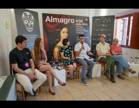 La Compañía Nacional de Teatro de México presenta en Almagro