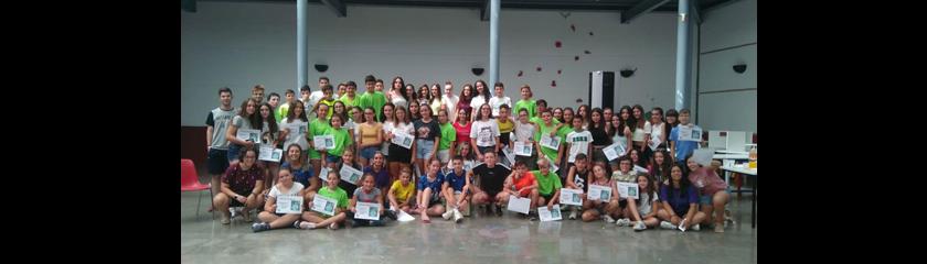 Verano Joven cierra su novena edición con el doble de participantes
