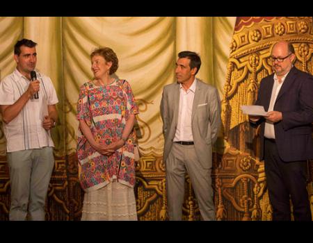 El alcalde agradece la presencia de México en el Festival Internacional de Teatro Clásico