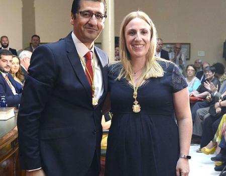 María Jesús Villaverde se pone al frente de una nueva vicepresidencia en la Diputación Provincial: Desarrollo Rural, Turismo y Sostenibilidad