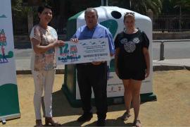 Premio para Almagro por aumentar el reciclaje de vidrio