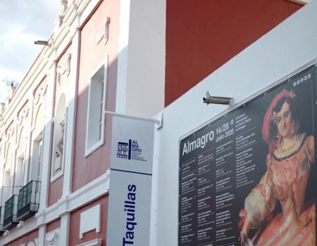 El Instituto de la Mujer pone en marcha en Almagro la iniciativa 'A un verso de distancia'