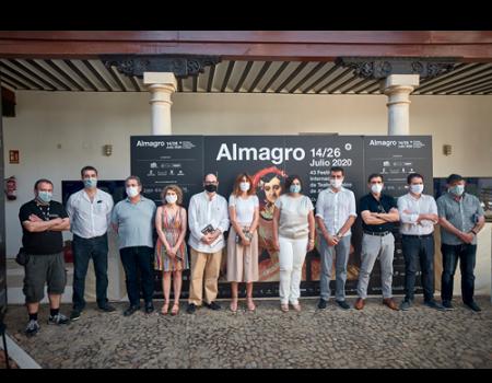 Almagro se despide de su Festival Internacional de Teatro Clásico, más atípico, especial y ejemplo de civismo  y cordialidad