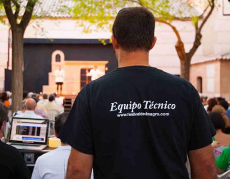 Finaliza el proceso de selección de personal para la 43 edición del Festival Internacional de Teatro Clásico de Almagro