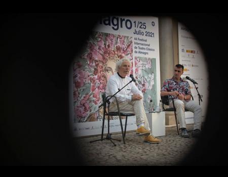 'El Brujo' vuelve a Almagro con 'La luz oscura de la fe'