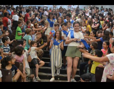 Los alumnos de 6º de Primaria dicen adiós al cole