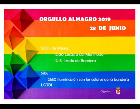 El Ayuntamiento conmemorará el Día del Orgullo Gay con izada de bandera y lectura de manifiesto este viernes