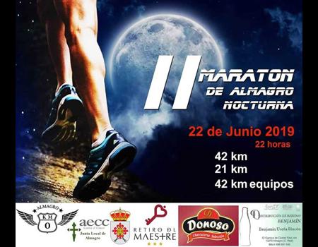 II Maratón de Almagro Nocturna