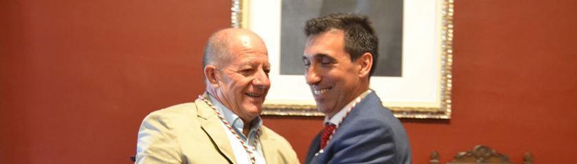 Daniel Reina es proclamado alcalde de Almagro para cuatro años más