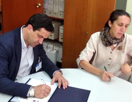 La AD Campo de Calatrava firma el convenio para recibir la segunda asignación del LEADER, que asciende a 1.344.827 €