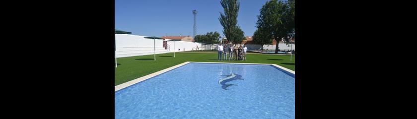 La piscina abrirá sus puertas este próximo sábado con acceso gratuito