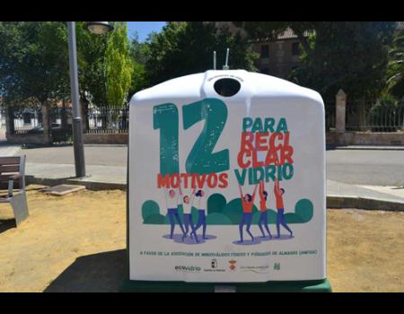 Hoy comienza la campaña de reciclaje solidaria