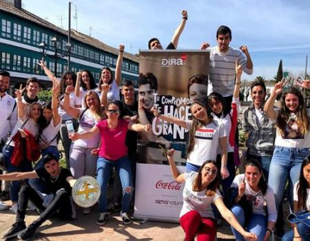 El instituto Antonio Calvin seleccionado para participar en el I Campus Change Makers con otros seis centros educativos de toda España