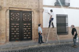 Las Casas-Palacio almagreñas se comprometen con la historia
