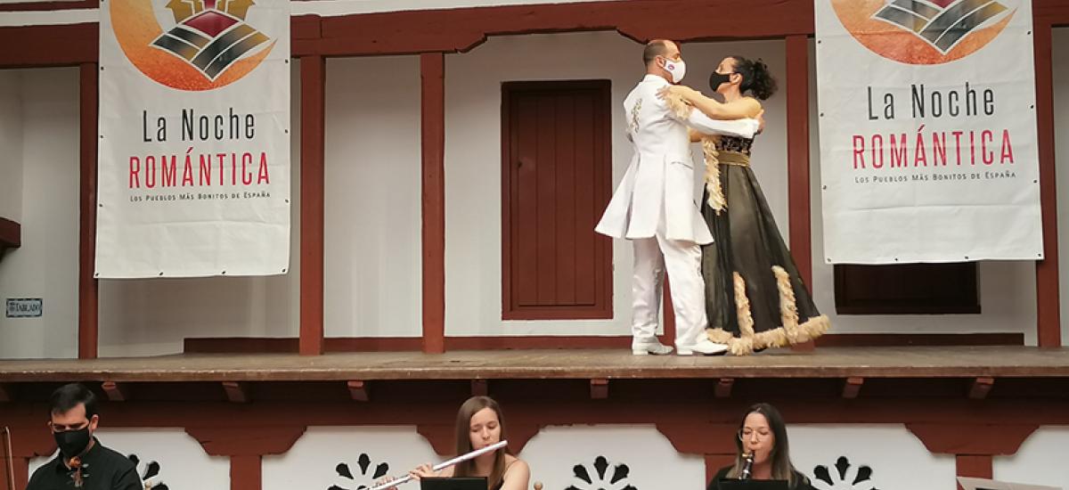 Los Pueblos Más Bonitos de España invitan a bailar un vals en su Noche Romántica del próximo 26 de junio