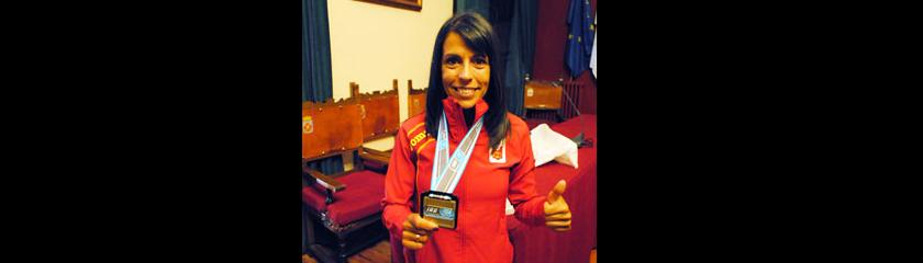 Gemma Arenas descubrirá su nombre este sábado en el antiguo Ciudad de Almagro