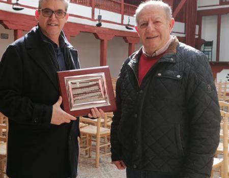 Cultura reconoce a la compañía Corrales de Comedias los más de 25 años de difusión del teatro clásico en Almagro