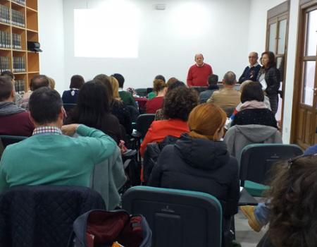 """Una treintena de profesionales del sector turístico participan en el curso """"Interpretación del Patrimonio Artístico de Almagro"""""""