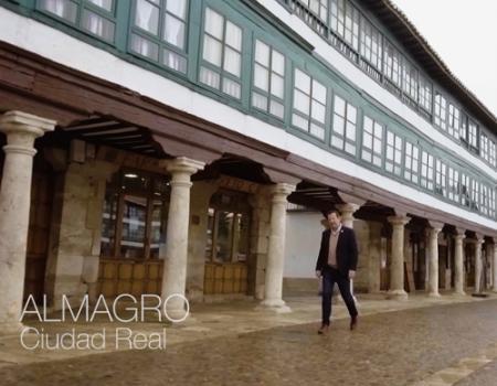 Almagro será protagonista del programa Seguridad Vital de TVE de este próximo domingo