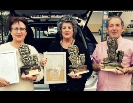 Yerma consigue más premios en el VII Certamen Nacional de Teatro Aficionado de Carcaixent