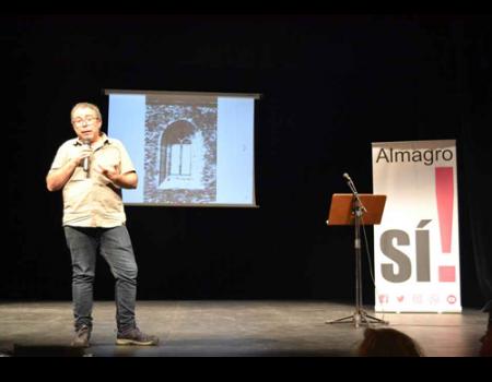 Presentación candidatura de Almagro Sï en el Teatro Municipal