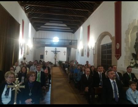 La Hermandad de San Juan presenta el boceto del nuevo retablo para el Altar Mayor
